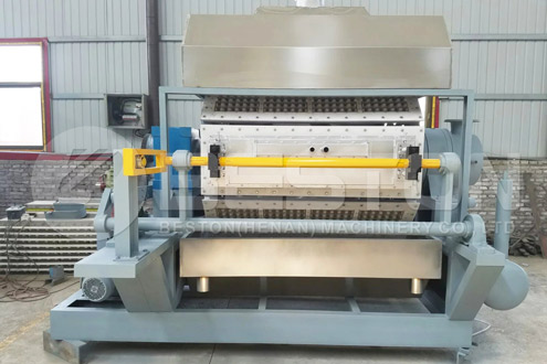 Paper Pulp Moulding Machine for Sale