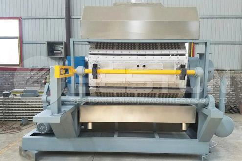 Paper Pulp Moulding Machine for Sale