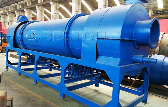 Beston Straw Charcoal Making Equipment for Sale